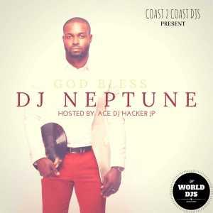 DJ Hacker Jp - God Bless DJ Neptune Mix